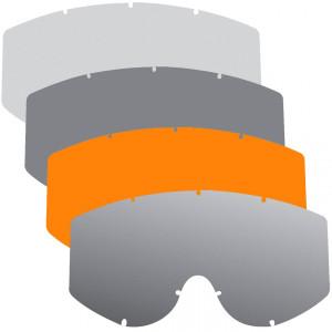 Polywel lens voor Smith Fuel Crossbril