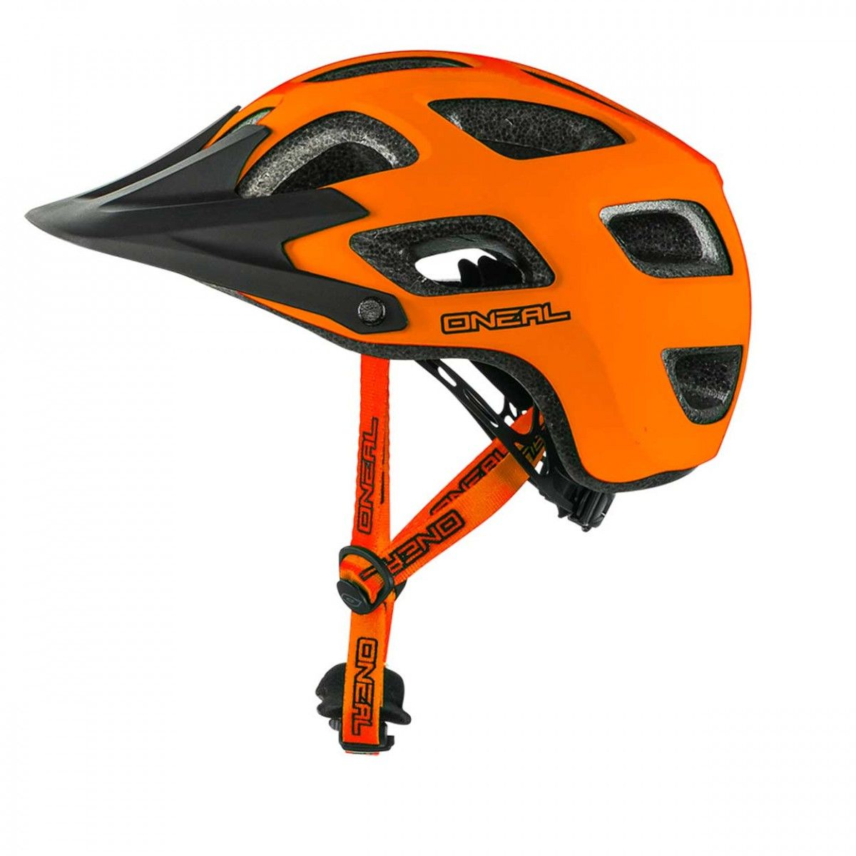 o 39 neal thunderball mountainbike helm matte orange fiets. Black Bedroom Furniture Sets. Home Design Ideas