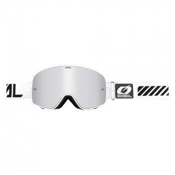 O'Neal Crossbril B-50 Force White/Clear