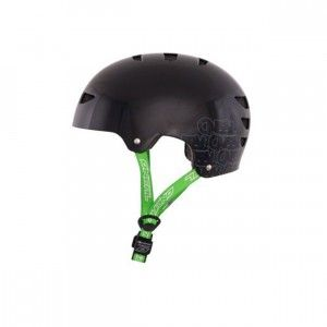 O'Neal Dirt Helm Lid Fidlock Profit Log Black