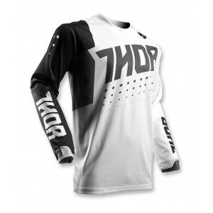 Thor Shirt Pulse Aktiv White/Black