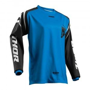Thor Crossshirt Sector Zones Blue