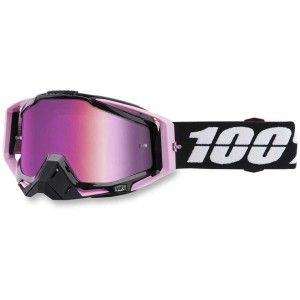 100% Crossbril Racecraft Floyd/Mirror Pink