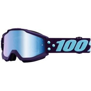 100% Crossbril Maneuver blue mirror