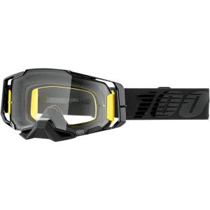 100% Armega Crossbril Nightfall Clear lens