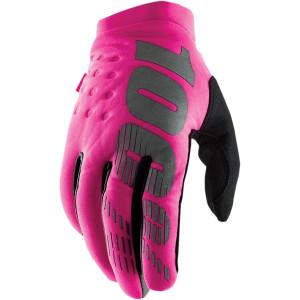 100% Brisker Dames Winter Handschoenen Pink