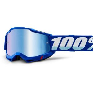 100% Crossbril Accuri 2 Blue/Mirror Blue