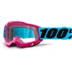 100% Crossbril Accuri 2 Lefleur/Clear