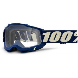100% Crossbril Accuri 2 Marine/Clear