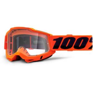 100% Crossbril Accuri 2 Orange/Clear