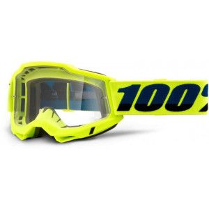 100% Crossbril Accuri 2 Yellow/Clear