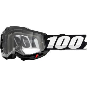 100% Crossbril Accuri 2 OTG Black (voor brildragers)