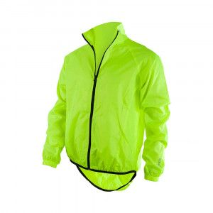 O'Neal Breeze Rain Jacket Neon Yellow