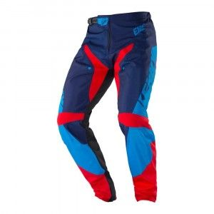 Kenny Kinder BMX Broek Elite Navy/Cyan