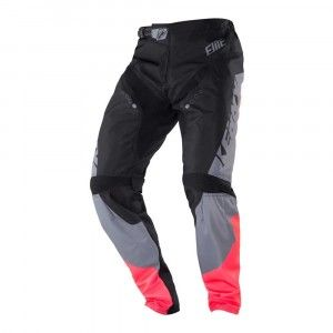 Kenny BMX Broek Elite Black/Coral