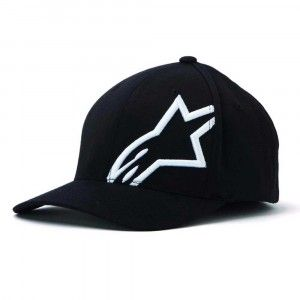 Alpinestars Corp Shift 2 Flexfit Hat Black