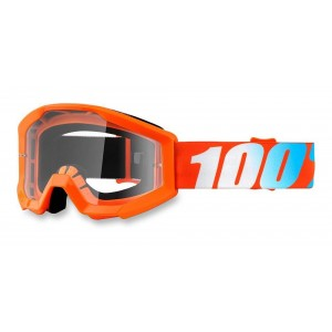 100% Kinder Crossbril Strata Youth Orange