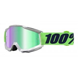 100% Crossbril Accuri Nova/Mirror Green