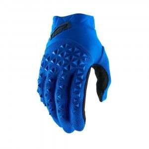100% Crosshandschoenen Airmatic Blue/Black