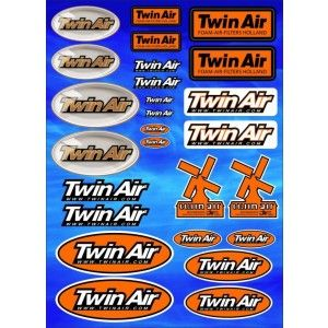 Twin Air Sticker Sheet