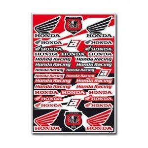 Blackbird Decal Logo Kits Honda