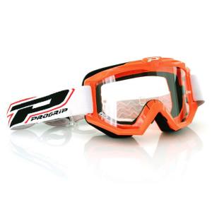 Progrip Crossbril 3201 Race Line Orange