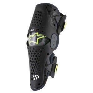 Alpinestars Knieschermers SX-1 Black/Anthracite