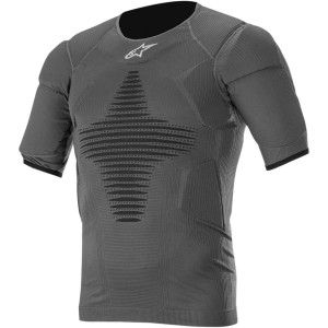 Alpinestars A-0 Roost Base Layer Body Armor T-Shirt