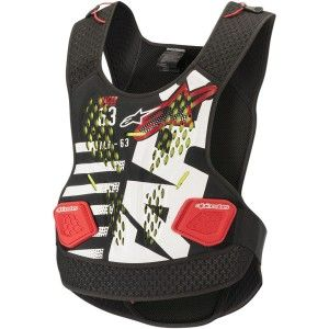 Alpinestars Sequence Roost Guard Black/Red