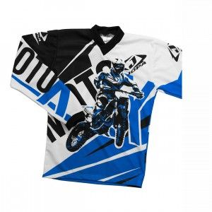 Jopa Kinder Shirt Moto-X Blue
