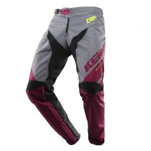 Kenny Kinder BMX Broek Elite Burgundy