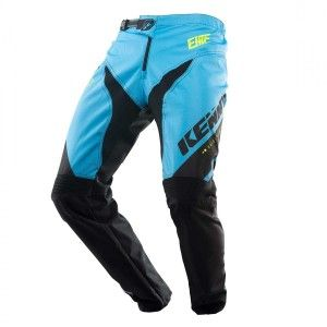 Kenny Kinder BMX Broek Elite Cyan/Black