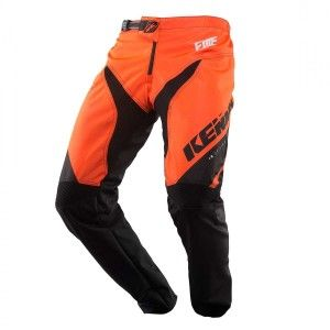 Kenny Kinder BMX Broek Elite Neon Orange