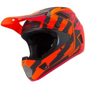 Kenny BMX Helm Scrub Orange/Black