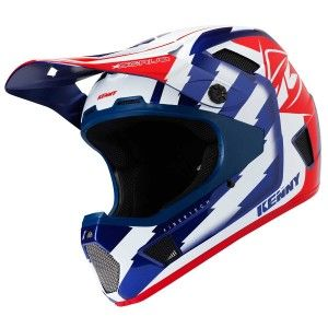 Kenny BMX Helm Scrub Patriot