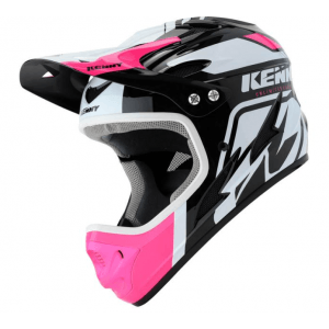 Kenny BMX Helm Downhill Pink black