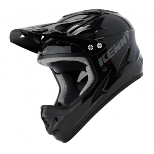 Kenny BMX Helm Downhill Solid Black