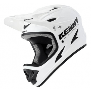 Kenny BMX Helm Downhill Solid White