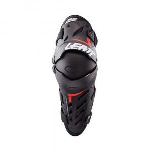 Leatt Knie Beschermers Dual Axis Black