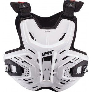 Leatt Chest Protector 2.5 White