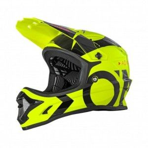 O'Neal BMX Helm Backflip RL 2 Fidlock Slick Neon Yellow