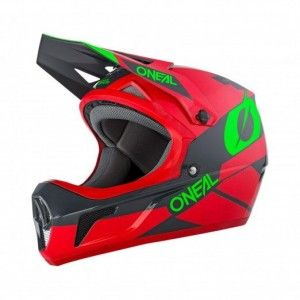 O'Neal BMX Helm Sonus Deft Red/Green
