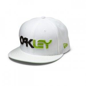 Oakley Factory New Era White