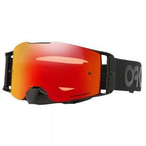 Oakley Crossbril Front Line MX Factory Pilot Blackout/PRIZM™ Torch Iridium