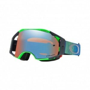 Oakley Airbrake Crossbril Shockwave Blue/Green