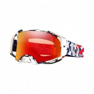 Oakley Airbrake Crossbril TLD Patriot Prizm Torch Iridium
