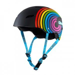 O'Neal Kinder Dirt Helm Rainbow