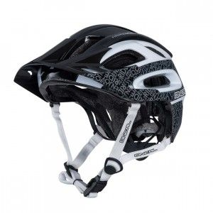 O'Neal Orbiter II Mountainbike Helm Black/White