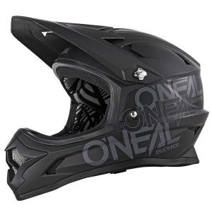 O'Neal Kinder BMX Helm Backflip RL2 Fidlock Solid Black