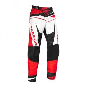 Jopa Kinder BMX Broek Orbit Red/White-24